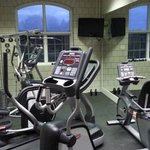 small workout room