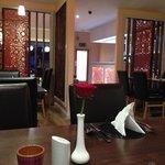 Cinnamon restaurant new decor