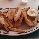 Lake Erie Yellow Perch Dinner
