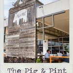 The Pig & Pint Foto