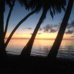 Sunset at Diffushi
