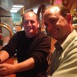 Good times with good friends at Pancho Villa's, Stafford, VA