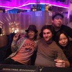 Bar lapichu! Lot of fun  and a good Shisha!