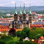 Вид из Крепости Альтенбург