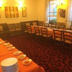 party in Watermans Arms Pub (buffet Thai food )
