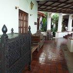 Photo de The Terrace at the Zanzibar Serena Inn