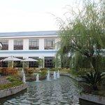 Wuyishan - Jooch Resort Hotel Grounds