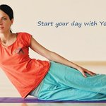 Start your day with Yoga in Dailyl Life system