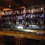Cozy bar and friendly staff!