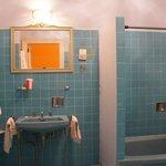 Banheiro quarto standart