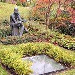 James Joyce's grave site