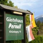 Gaestehaus Pernull Foto