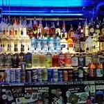 FULL bar....