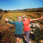 Fun in Sonoma. Take a bike tour of the wineries.