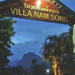 Villa Nam Song Vang Vieng Foto