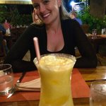 Fresh Pineapple Juice! Amazing!