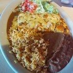 Fajita Enchiladas