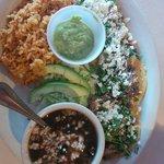 Street tacos - yum!