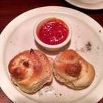 Garlic Knots - to die for