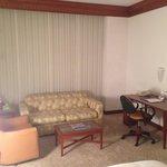 salon de la habitacion