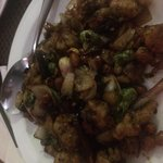 Fried chicken with peanuts, Sichuan style (nice and chilli hot)