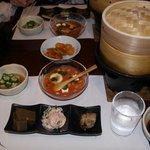 Meal in Ryokan