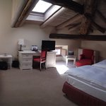 Camera tripla spaziosa ed accogliente