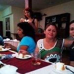 Birthday celebration at Casa Alfi, San Jose