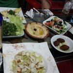 Mixed salads