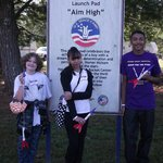 3 of our national winners launching at US Space & Rocket Center