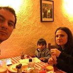 Cena en Trattoria lybica