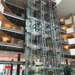 Very nice elevator system.