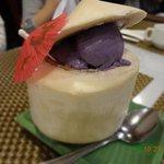 Buko  con seta- yummy !!