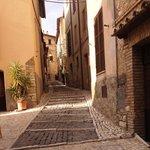 A walk through Casperia