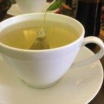 Ah, jasmine tea