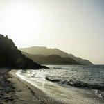 Carambola Beach, wall dive site.