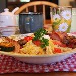 Amazing breakfast - Day 2