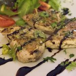 Basilico Modica: Tuna