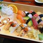 Bild från Folkunga Sushi