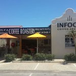 In food Coffee Society - the best food in J-Bay!
