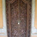 Door of Mangga Madu room.