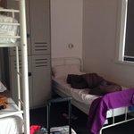 Female dorm 4 bed