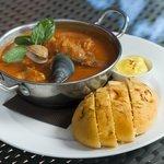Brodetto Italian fish stew