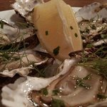 Loch Crenan Oysters