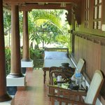 Room terrasse