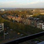 Uitzicht kamer bovenste verdieping 901
