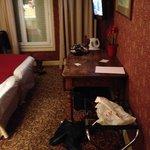 Décoration des chambres à revoir
