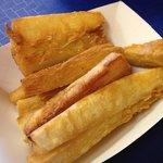 Cassava (yucca) fries