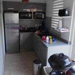 cuisine bungalow n°4 colombo