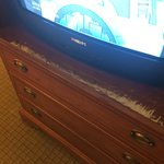 Scratches on furniture (general wear & tear)